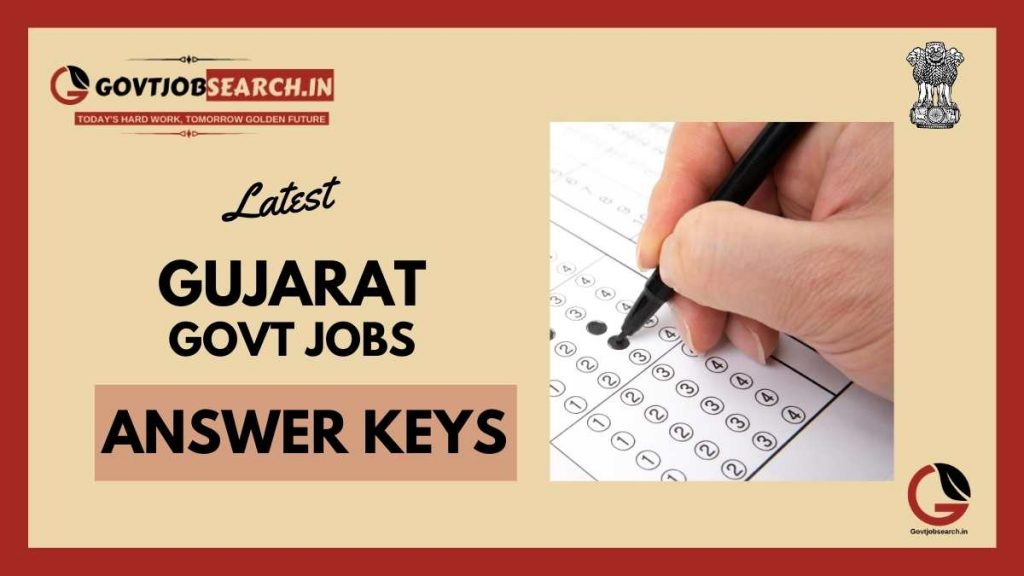gujarat-government-jobs-answer-keys