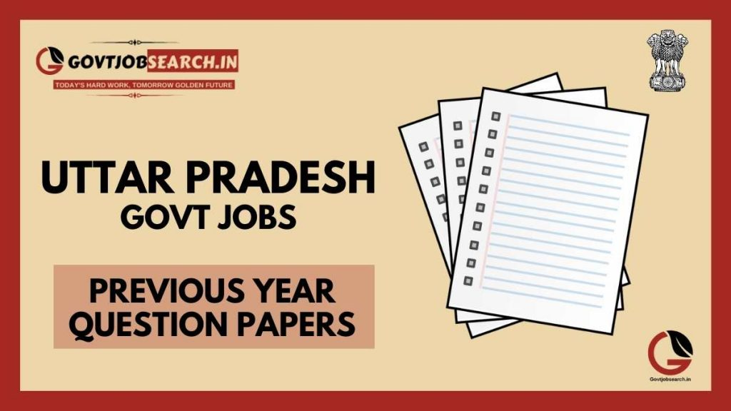 uttar-pradesh-government-jobs-previous-years-papers